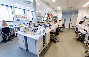 Kinghorn Cancer Centre Laboratory