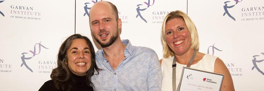 2016 Young Garvan Award Winner