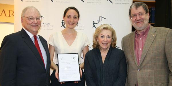 2014 Castle Harlan Award