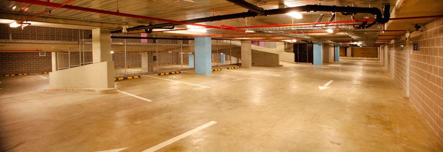 TKCC Carpark