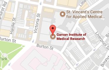Garvan Map