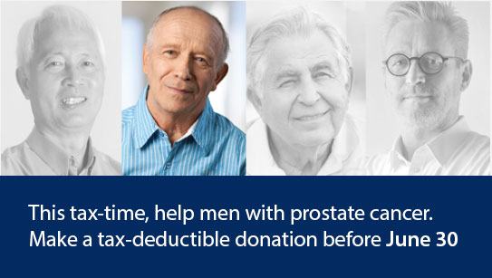 Support Prostate Cancer Research