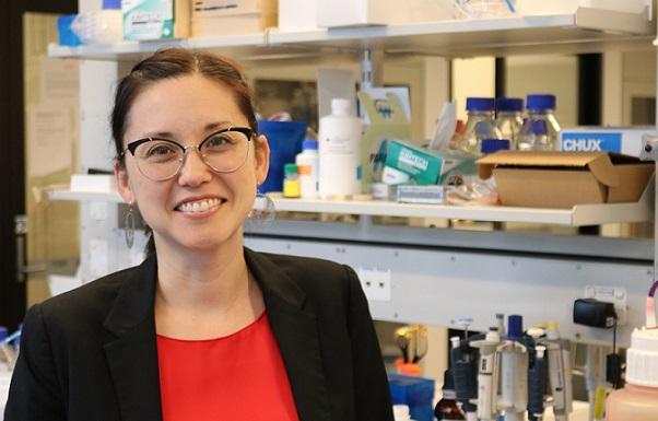 Dr Venessa Chin receives Lung Foundation fellowship
