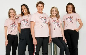 Fashion fights breast cancer: limited edition t-shirt raising funds for Garvan