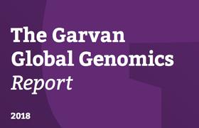 Garvan Report: Genomics is disrupting the healthcare sector