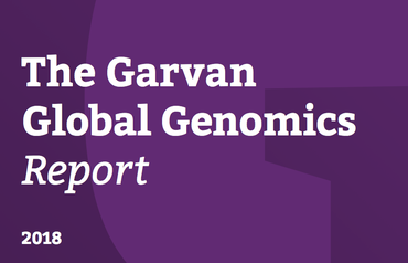 Garvan Report: Genomics is disrupting the healthcare sector