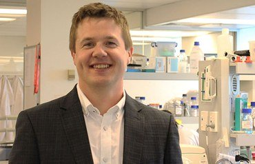 Healthy ageing key focus for fellowship recipient Dr Andy Philp