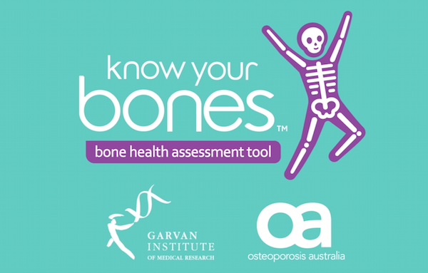 Know Your Bones: new online bone health assessment tool