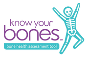 Know Your Bones reaches milestone – and scoops national award
