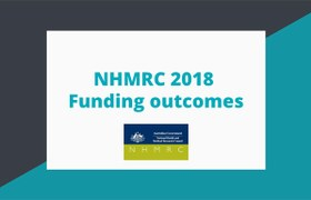 NHMRC funding for Garvan researchers