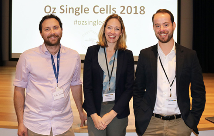 Oz Single Cells 18 conference