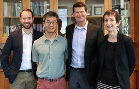 Stanford cellular genomics expert spends time at Garvan