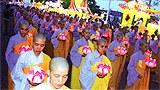 Vegan Buddhist nuns have same bone density as non-vegetarians