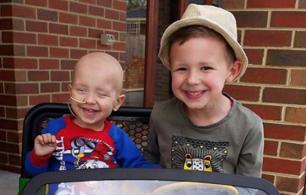ZERO CHILDHOOD CANCER BOOSTED BY GOVERNMENT FUNDING
