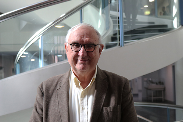 Queen's Birthday Honours for Garvan's Prof Ted Kraegen