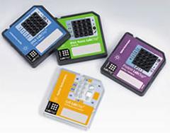 Bioanalyzer 2100 nano chips