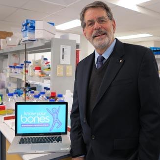 Prof John Eisman AO