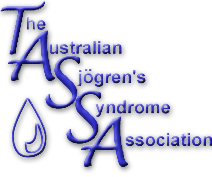 The Australian Sjögren's Syndrome Association